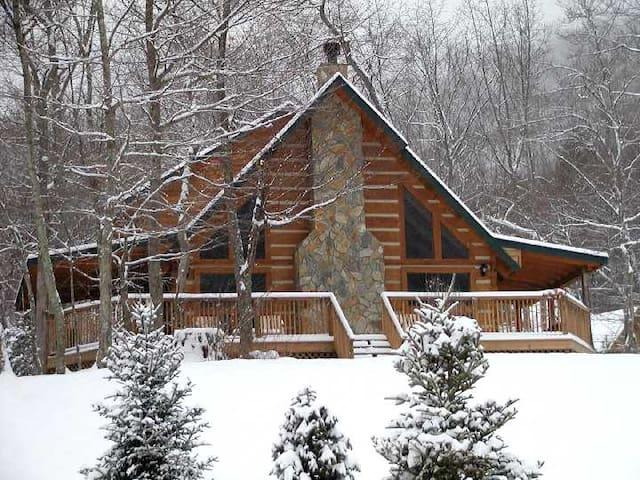 Legends Cabin in Valle Crucis - Sugar Grove