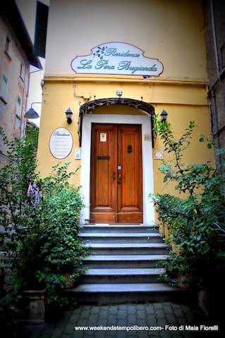 """Residence """"Il frutteto"""": La pera bugiarda - Venaria Reale - Bed & Breakfast"""