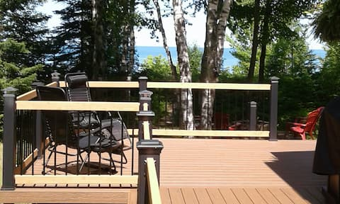 Lake Superior Cottage