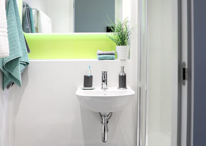 Student Only Property: Private Silver Ensuite
