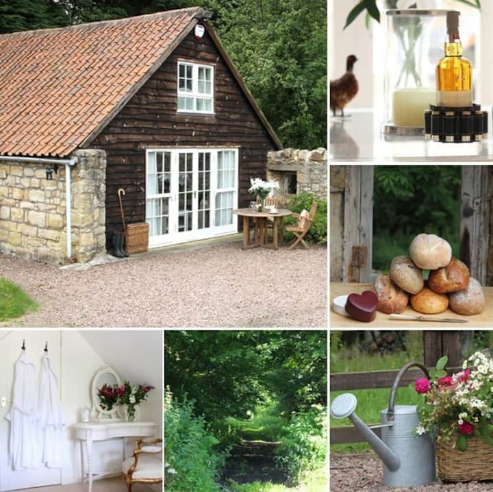 Luxury 5* graded cottage