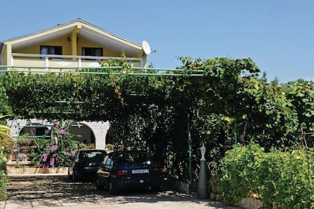 Holiday apartment with 1 bedroom on 23m² in Biograd