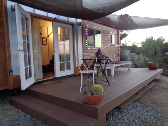 Tiny House Cottage in San Diego Countryside - Valley Center