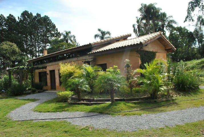 Sitio lindo em cotia - Cotia - House
