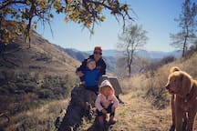 Pacific Crest Trail hike
