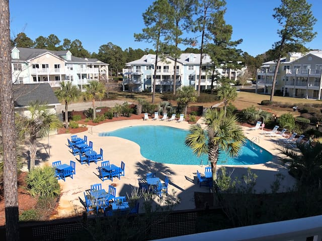 Calabash Golf Pet Friendly Condo near Myrtle Beach