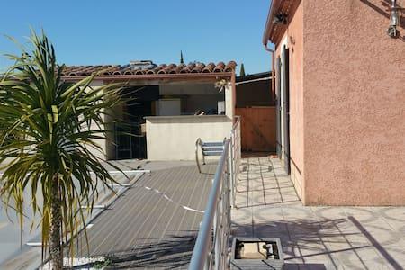 Villa agréable quartier calme - Gignac