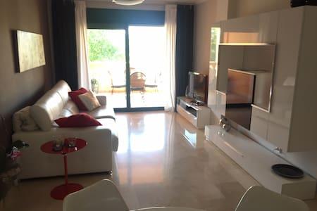 moderno apartamento en Javea