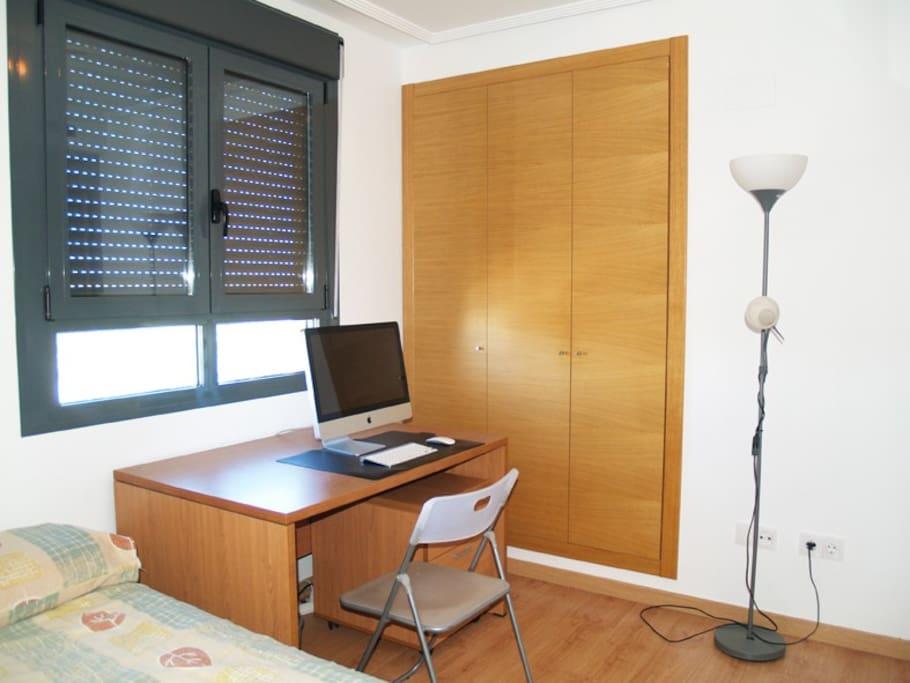 Habitación doble. Double room