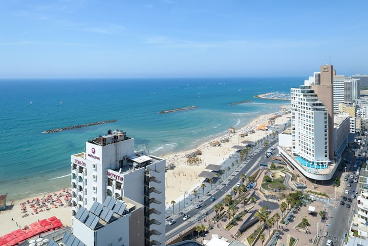 3 Bedroom Isrotel Tower - Tel Aviv-Yafo - Flat