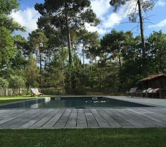 Maison de rêve perdue dans les pins - Callen - บ้าน