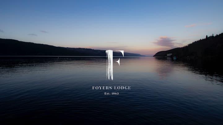 Foyers Lodge, Loch Ness, Room 3 (Loch view)