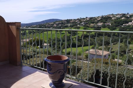 Splendid holiday house 4/5 persons with pool - Sainte-Maxime