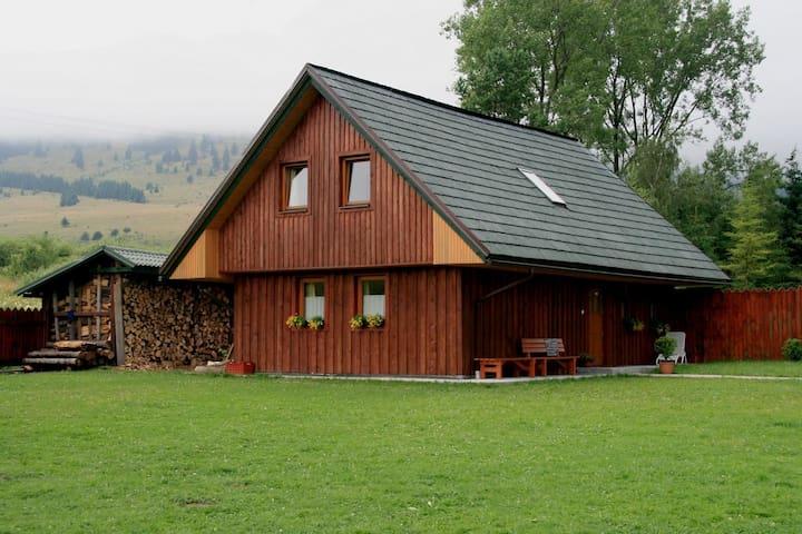 Wooden house Telgárt