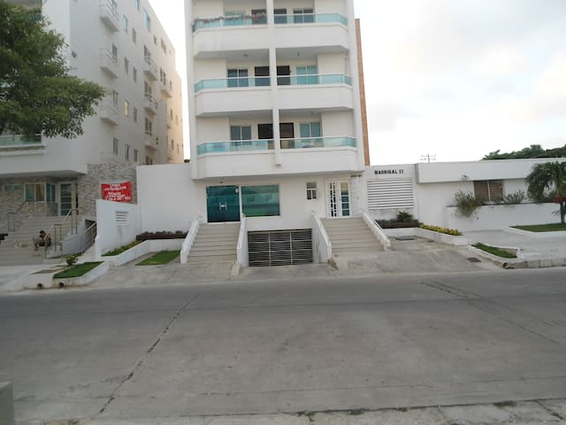 Apartaestudio en el Norte de Barranquilla