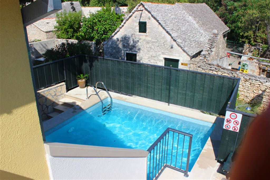 Villa Dore Holiday House With Swimming Pool Houses For Rent In Krip Split Dalmatia County