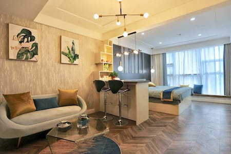 古运河湖畔高级公寓房 时代国际C座Jm home @WUXI