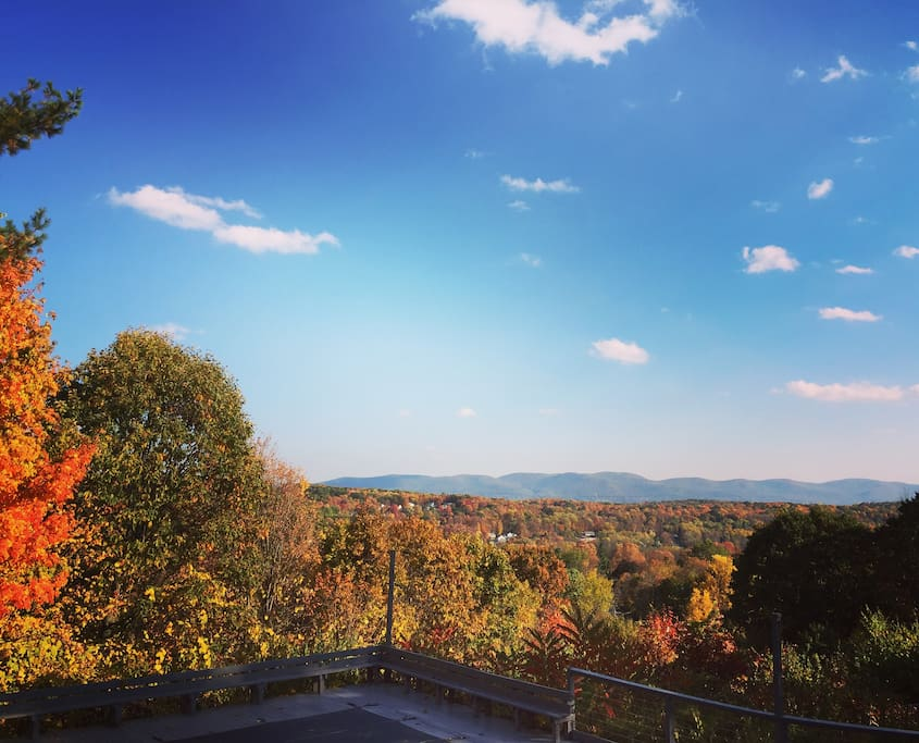 Our view september - november!