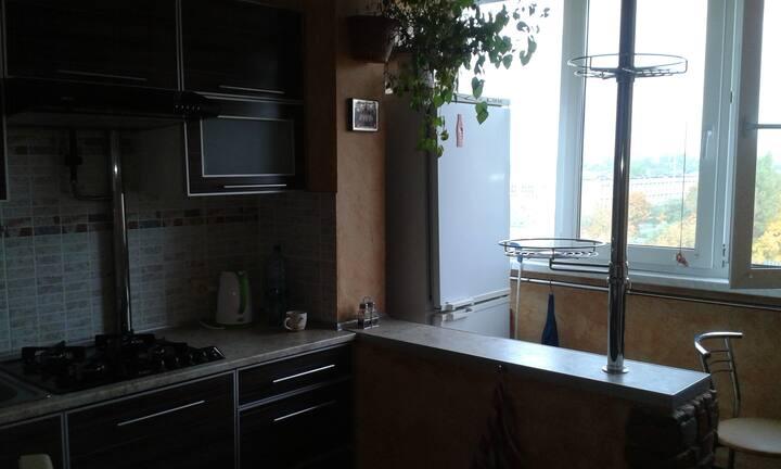 1-комнатная квартира на срок от 1 месяца