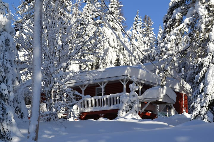 Chalet in the heart of nature