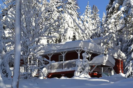 Chalet in the heart of nature - Val-des-Lacs
