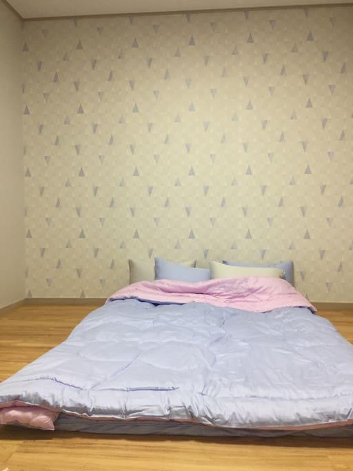진드기 방지 방수등 깨끗하고 포근한 침구