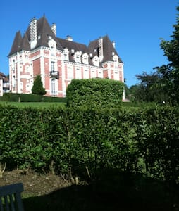 appartement dans chateau à Deauville - Wohnung