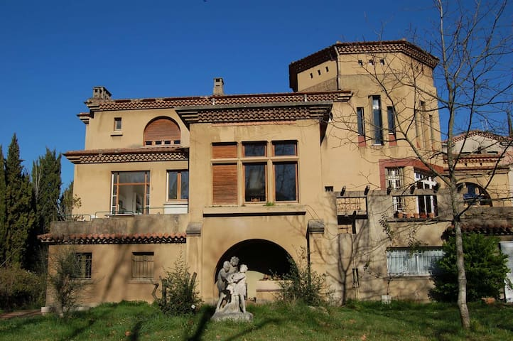 PALAZZO FIORIO CHAMBRES D'HOTES - DE BEAUVOIR - Limoux - Bed & Breakfast