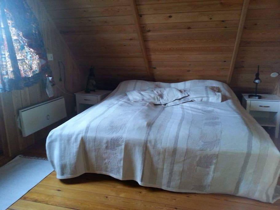 Bedroom 2, second floor