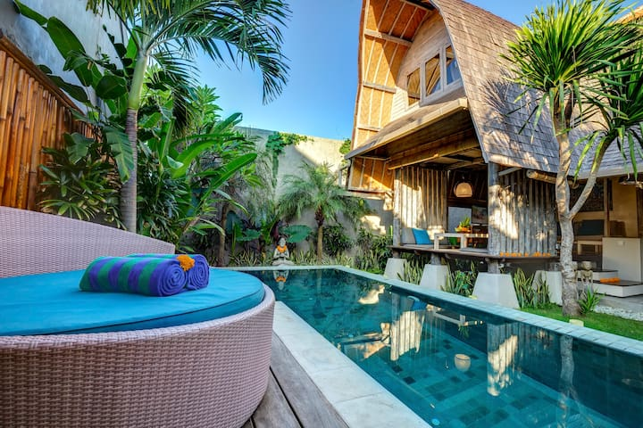 Romantic Luxury Escape Seminyak - Kuta - Villa