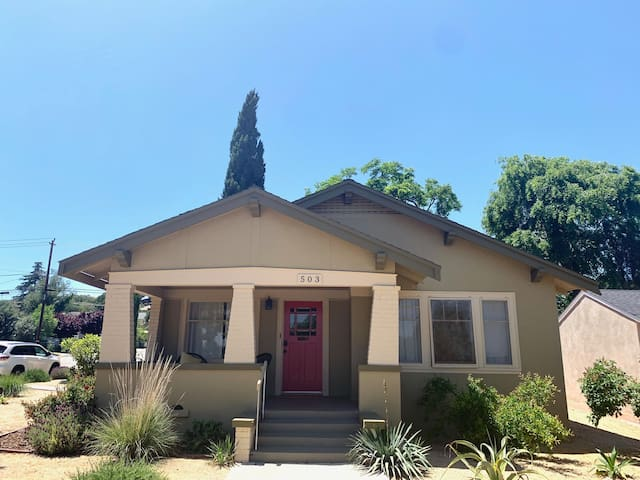 Classic downtown craftsman