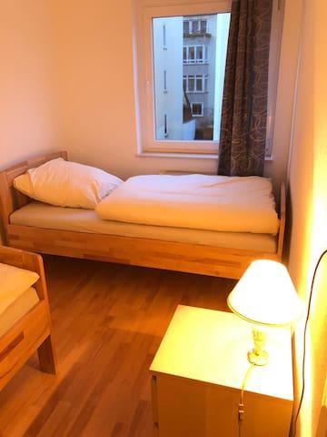 3-Zimmer Wohnung im Zentrum von Hannover