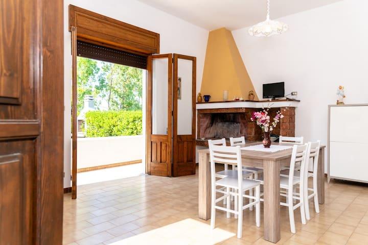 Villa Limoni 7 posti letto a San Foca