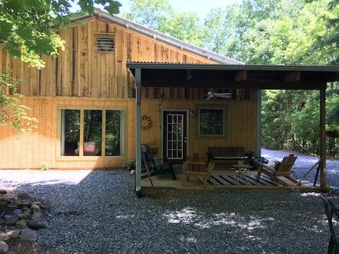 The Sawmill Cabin