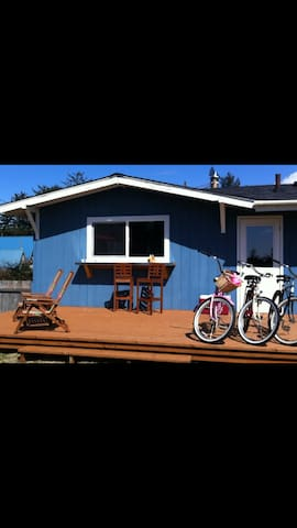 Pacific City Respite- Beach, Fire Pit, Bikes, FUN! - Cloverdale - Hus