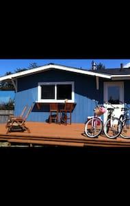 Pacific City Respite- Surf, Fire Pit, Bikes, FUN! - 克羅弗戴爾(Cloverdale) - 獨棟
