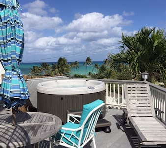 Ocean View with Hot Tub-Monthly