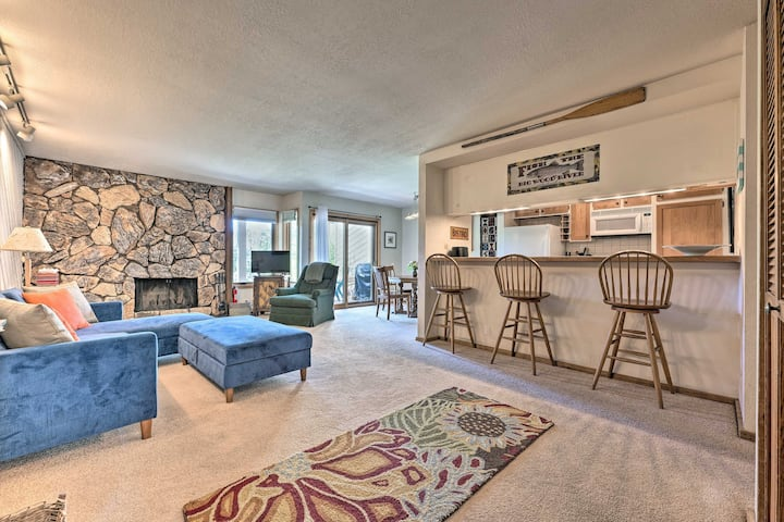 Sun Valley Townhome in Elkhorn Village w/Deck