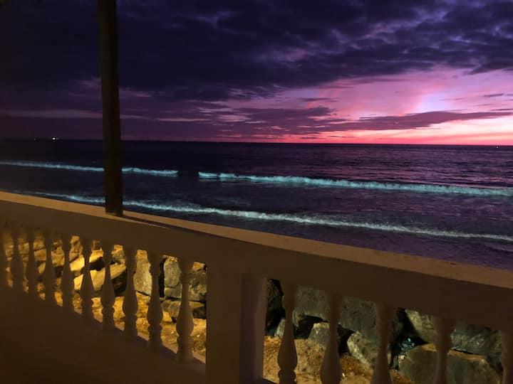 Despierta con esta espectacular vista!@Manglaralto