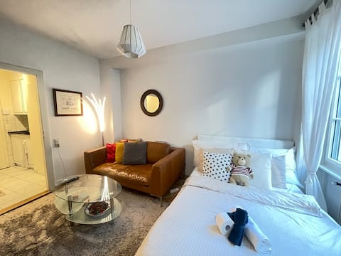 Lovely apartment in Geneva Old Town