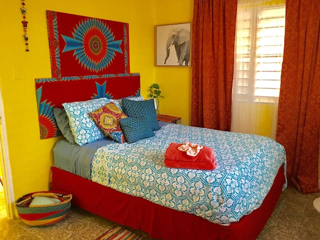 LoveSoulBeautiful {Beautiful room} - Luquillo - Apartamento