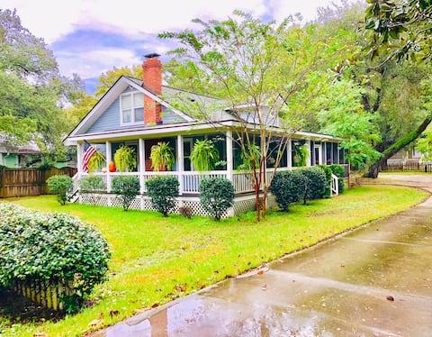 Charleston Treehouse Cottage