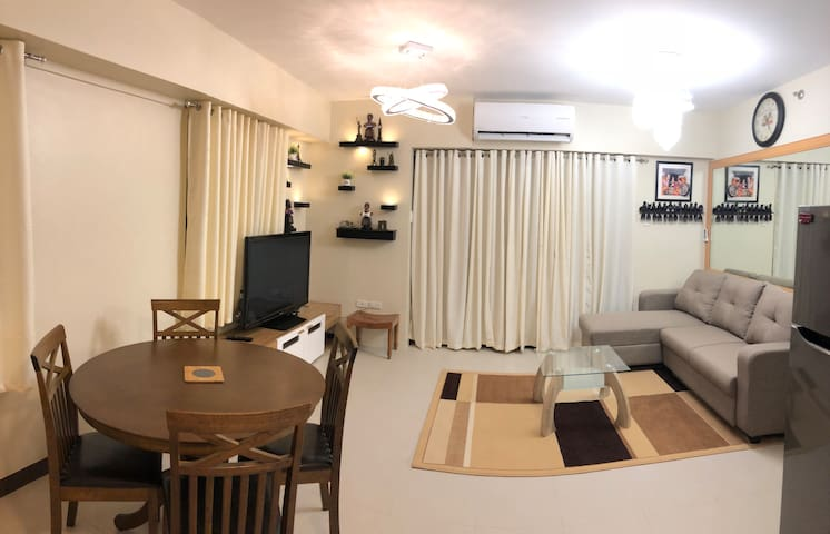 Mirea Residences, Pasig City 3BR with Parking