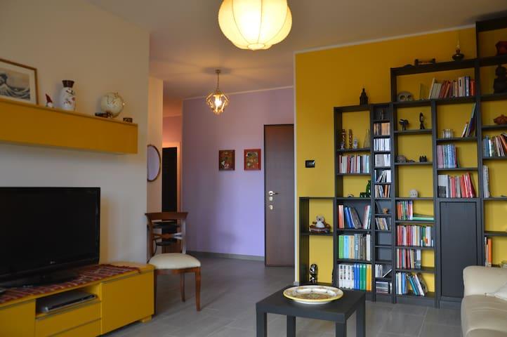 Comfort e relax alle porte di Milano - X famiglie - Melegnano - Apartemen