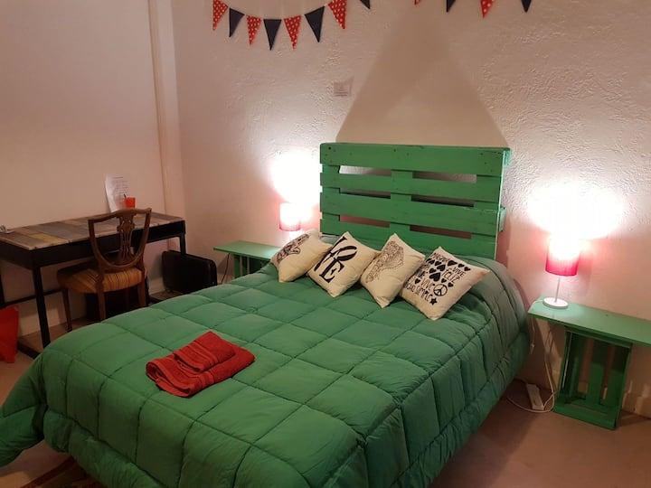 CASA REINA, habitacion privada en Palermo 10