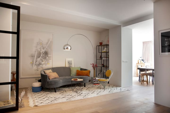 Feel Good appartment in Amsterdam!