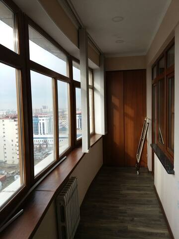 MODERN APARTMENT WITH AMAZING CITY VIEWS! - Bishkek - Apartmen