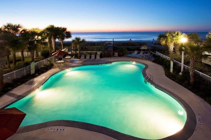 Myrtle Beach South Beach Condo/Pool 2BR 1144 sq ft