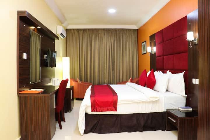 Fourways Hotel,Lagos Business School, Ajah,Lekki