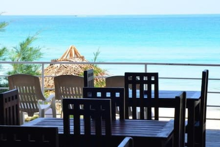 Trincomalee Beach View rooms - Trincomalee